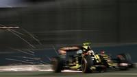 Pastor Maldonado, GP Singapuru (Singapur)