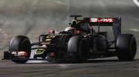 Romain Grosjean, GP Singapuru (Singapur)