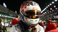 Will Stevens, GP Singapuru (Singapur)