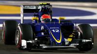 Felipe Nasr, GP Singapuru (Singapur)