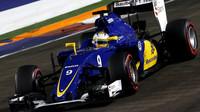 Marcus Ericsson, GP Singapuru (Singapur)