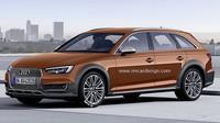 Audi A4 Allroad (2016)