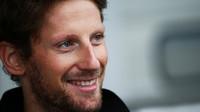 Romain Grosjean se usmívá, ale Lotusu začíná mít pomalu plné zuby