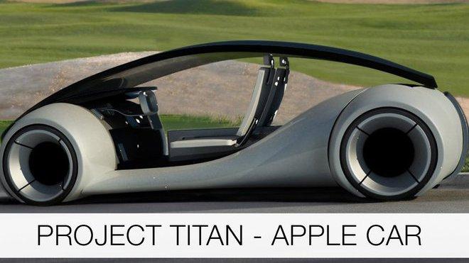 Bude snad výsledné vozidlo z dílna Applu vypadat takto futuristicky?