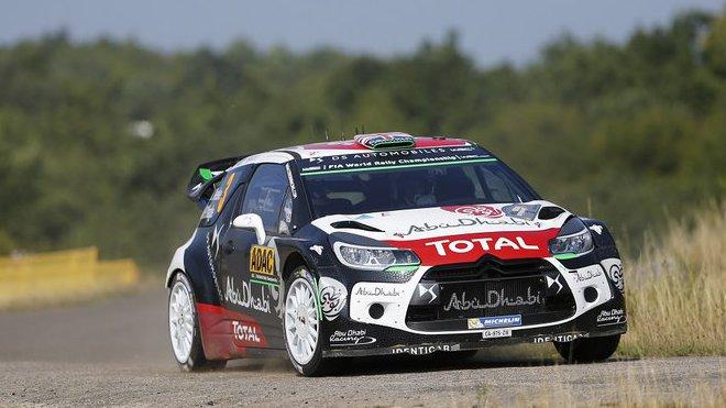 Meeke bude do Citroënu usedat i další 3 roky