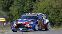 Lefebvre pojede v Citroënu DS3 WRC i v Katalánsku - anotační foto
