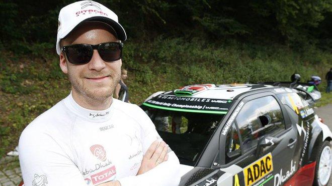 Mads Ostberg se může těšit na sezonu ve WRC2 Pro