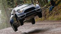 Evans by měl odjet 7 soutěží s vozem WRC
