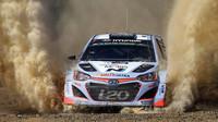 Hyundai i20 WRC čeká v továrním týmu poslední soutěž