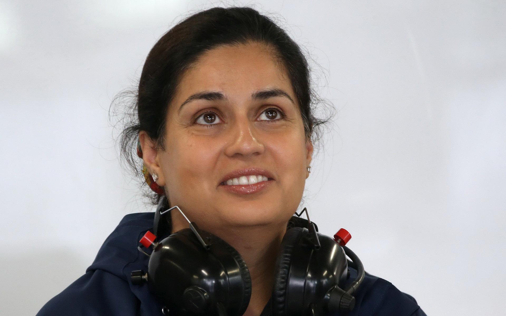 Kaltenbornová: Negativní jevy v F1 nám ztěžují hledání nových partnerů - anotační foto