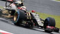 Pastor Maldonado, GP Japonska (Suzuka)
