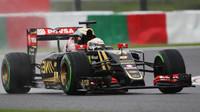 Romain Grosjean, GP Japonska (Suzuka)