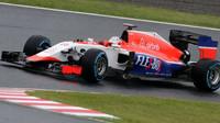 Will Stevens, GP Japonska (Suzuka)