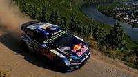 Rallye Deutschland: Ogier ukončil sérii bez vítězství a v Německu obhájil loňský triumf - anotační foto