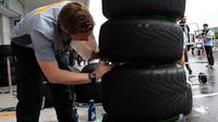 Kontrola pneumatik, GP Japonska (Suzuka)