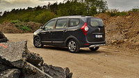 Dacia Lodgy Stepway 1,5 dCi