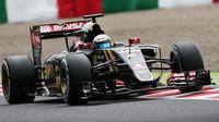 Romain Grosjean v Suzuce