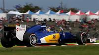 Marcus Ericsson, GP Japonska (Suzuka)