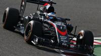 Fernando Alonso v Suzuce
