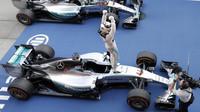 Lewis Hamilton, vítěz v Suzuce