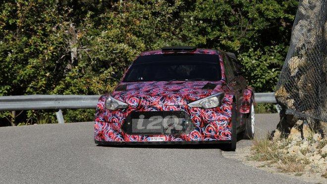 Debut nové i20 WRC se blíží