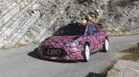 Nandan: Rychlost nové i20 WRC poznáme až v Argentině - anotační foto