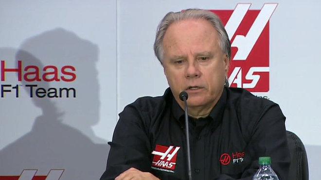 Gene Haas, majitel týmu Haas F1