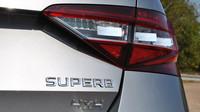 Škoda Superb (2015) 2.0 TDI 4x4 DSG