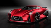 Nissan do Tokya přiveze upravený koncept Gran Turismo - anotační foto