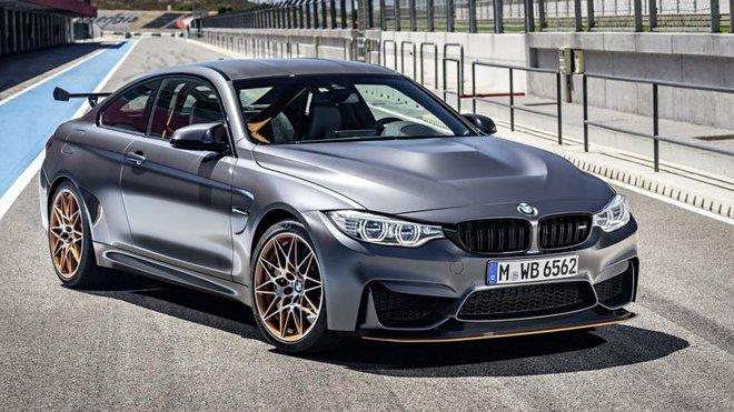 BMW M4 GTS (2015)