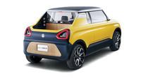 Variabilita třídy kei nezná mezí, Suzuki ukazuje dvoumístný pickup Mighty Deck
