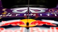 Detail z vozu Red Bull RB11 - Renault v Soči