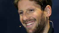 Romain Grosjean v Soči
