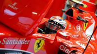 Kimi vyslovil názor, že by se cítil na víc než pouze na další rok v F1