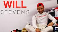 Will Stevens sebevědomě tvrdí, že by měl v F1 setrvat