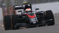 Jenson Button v Rusku