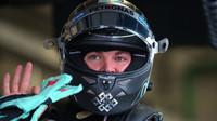 Rosberg měl obavy o svou bezpečnost, ohledně titulu je realistou - anotační foto