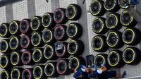 Super-měkké a měkké pneumatiky Pirelli