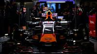 Vůz Daniela Ricciarda v Soči