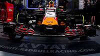 Přední křídlo vozu Red Bull RB11 - Renault v Soči