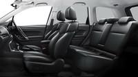 Pět míst k sezení, omlazené Subaru Forester.
