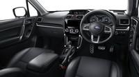 Kvalitnější materiály a čitelnější budíky, omlazené Subaru Forester.