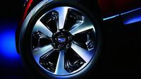 Nový design 17palcových kol oslní, omlazené Subaru Forester.