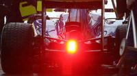Zadní část vozu Sauber C34 - Ferrari v Soči