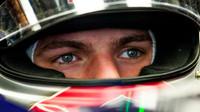 Max Verstappen v Soči