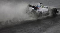 Felipe Massa za deště v Soči