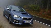 JÍZDNÍ DOJMY: Subaru Levorg vstoupilo na český trh. Jezdí parádně a je levnější než Octavia - anotační foto