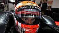 McLaren v kvalifikaci na Velkou cenu Ruska