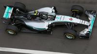 Nico Rosberg v Soči