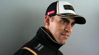 Pastor Maldonado musí své představy o F1 odložit